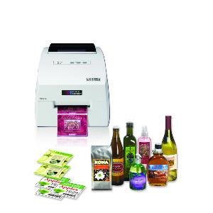 Primera LX400e Colour Label Printer Superseded see LX500e ink available  see ink section