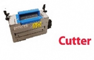 Cutter Unit for OKI Pro series laser roll printers