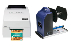 Primera LX500e Colour Label Printer  + 3 year warranty + RW4 rewinder