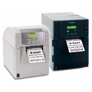 Toshiba B-SA4P-300 dpi Series Label Printer