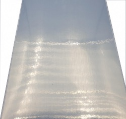LX610e  Metallic silver brushed  PP 122mm x 47M