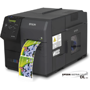 Epson C7500 Label Printer