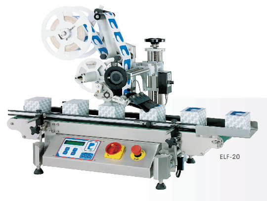Fully automatic label applicator