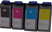 Rainbow ink set CYMK (80ml each tank ) for the Epson C6000 printers