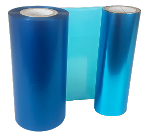 PROCESS CYAN BLUE SPOT COLOUR RIBBON 110mm X 200M