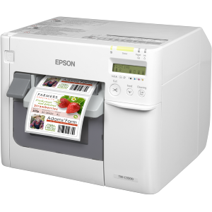 Epson ColorWorks C3500 Series - Durable Colour Label Printer