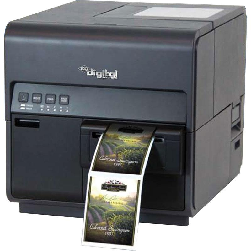 SCL 4000D High Speed Colour Inkjet Label Printer