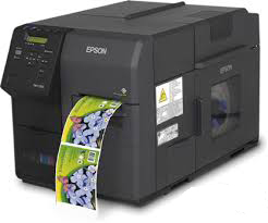 Epson ColorWorks C7500G Series - First Come First Serve as new Durable Colour Label Printer