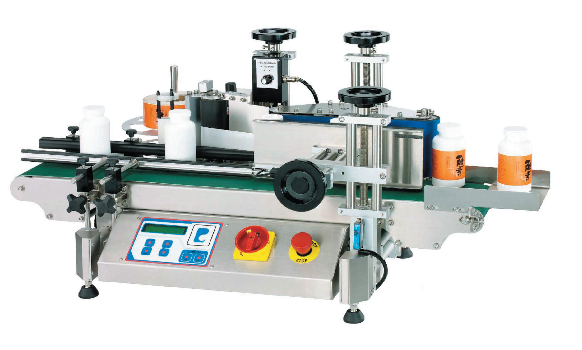 Fully automatic wrap around label applicator