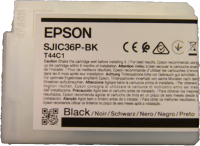 Black ink  (80ml) for Epson C6000 /C6500 printers