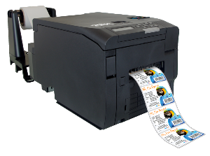 DTM-CX86E Colour Label Printer