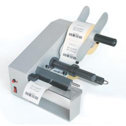 Wide Range DWR 200 Wide Format Powered Label Dispenser