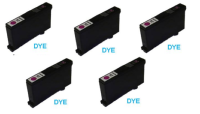 5 pack Magenta Dye Ink Cartridge (10.4ml) for the Primera LX900e / RX900e printer