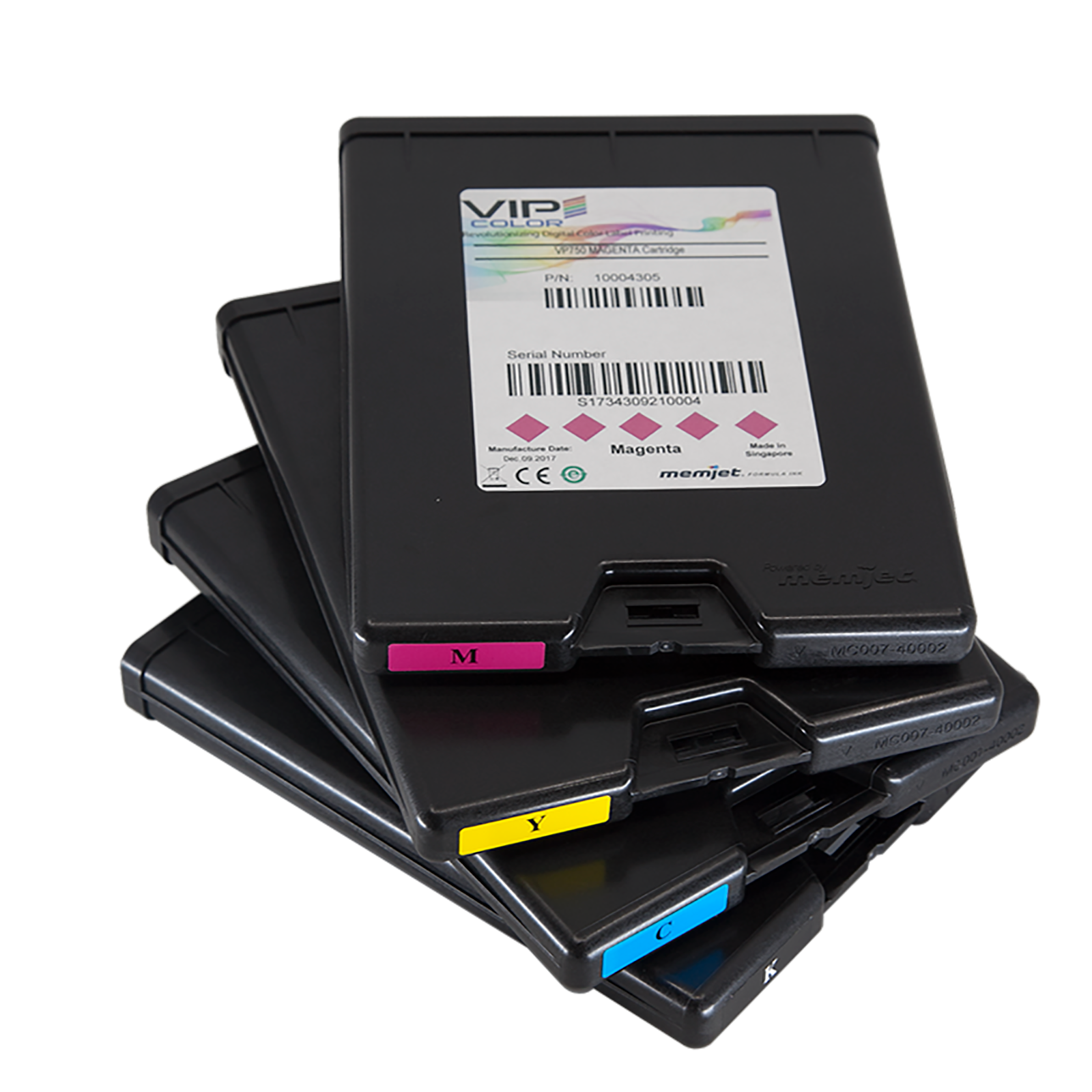 VIP Color VP750 High Speed Colour Label Printer