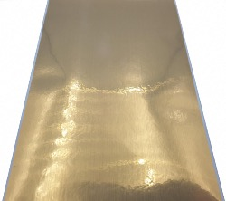 LX610e  Metallic gold brushed  PP 122mm x 47M