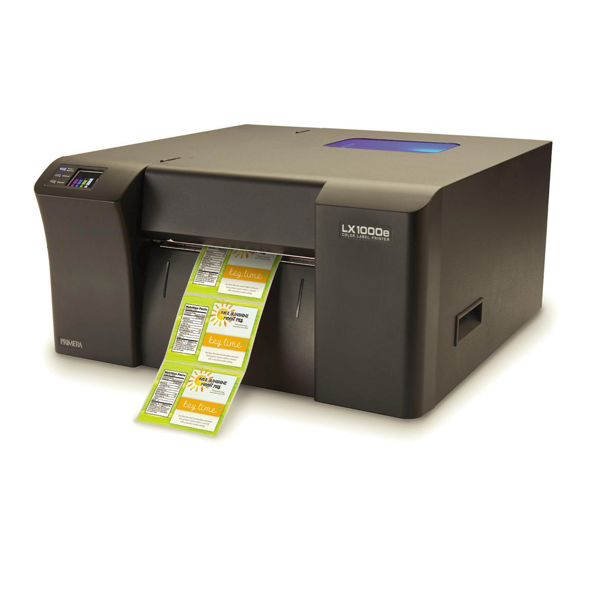 lx900 color label printer driver