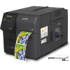 Epson ColorWorks C7500G Series - Durable Colour Label Printer - 1 year fee on site warranty