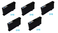 5 pack Cyan Dye Ink Cartridge (10.4ml) for the Primera LX900e / RX900e printer