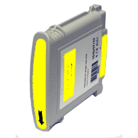 Yellow Dye Ink Cartridge for the VP485e printer