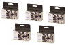 5 Pack Black Pigment Ink Cartridge (68ml) for the Primera LX1000e & LX2000e printer