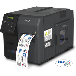 "Epson ColorWorks C7500G - 4"" Durable Colour Label Printer + on-site free warranty"