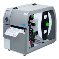 CAB XC4 4 Inch Two Spot Colour Thermal Label Printer