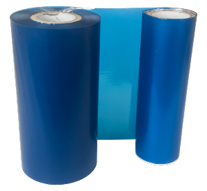 INTENSE BLUE SPOT COLOUR RIBBON 110mm X 200M