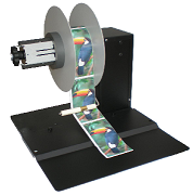 Rewinder full 5 inch width 8 inch rolls suits Epson C7500, Kiaro, Swiftcolor
