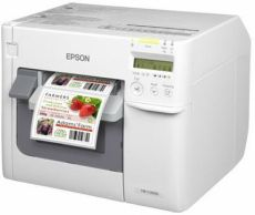 Epson ColorWorks C3500 Series - Durable Colour Label Printer + on-site free warranty