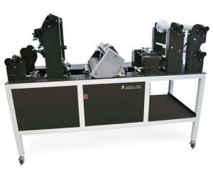DPR Scorpio+ 350mm wide Digital Finishing System with laminator